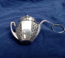 TRUELY BEAUTIFUL TEA POT SHAPED TEA INFUSER PRICED TO SELL