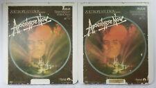 Ced VideoDisc Apocalypse Now (1979), Paramount Home Video Part 1/2 Marlon Brando