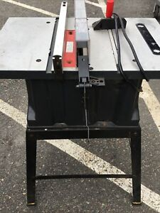 Craftsman Table Saw, Heavy Duty Motor, with Accessories VGC!
