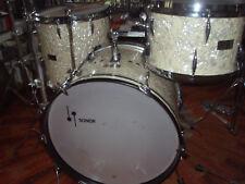 60's Sonor Teardrop Schlagzeug,WMP 20,13,16 Vintage Drums