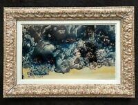 LILY MASSON (1920-2019) Fille du peintre André MASSON // Oeuvre Surréaliste (85)