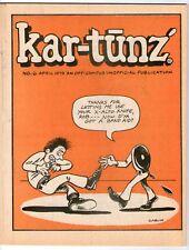 KAR-TUNZ   1979     HARVEY KURTZMAN PROJECT