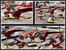 Lizardmen • 1x Cavaliere su Terradonte Terradon Riders Uomini Lucertola PAINTED