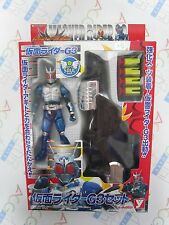 Masked Kamen Rider Agito G-3 Set With Vinyl Figure Toy Japan YUTAKA Vintage