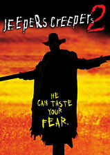 Jeepers Creepers 2 Dvd 2003. Disc only in jewel case.