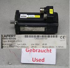 Lafert servomotor servo motors B36D8P-07013  , B36D8P07013