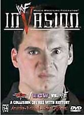 WWF - Invasion 2001 (DVD, 2001)