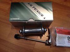 Fahrrad VR-Nabe Shimano Ultegra FH-6700 100mm, 36 Loch,  silber OVP