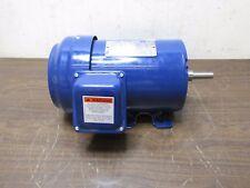 Teco Westinghouse AC Motor GG0024 AEGHPE 10- 2/1.5 HP 1740 RPM 230/460V F56 NEW