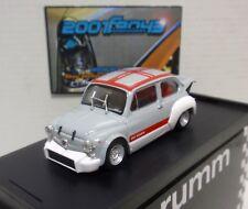 FIAT ABARTH 1000 Gr.2/70 PRESENTAZIONE 1970 1/43 BRUMM R370-01