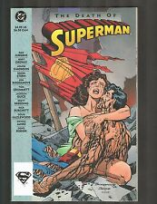 Superman: The Death of Superman TPB ~ 1992 (9.2) WH