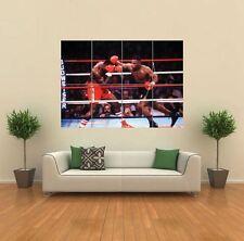 Mike tyson boxe Bruno d'énormes nouveau GIANT ART PRINT Poster Image Murale G949