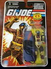 GI Joe Convention 2018 Parachute Figure Para-Viper Officer Mint on Card