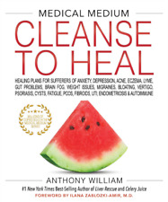 Medical Medium Cleanse to Heal by Anthony William + Gift