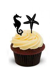 1 x Sea Animals Acrylic Cupcake Cake Topper Pick Wedding Birthday Party Picks