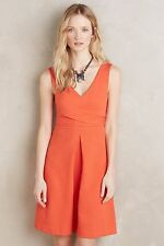 NWT Sz 14 Anthropologie Ardmore Dress by HD in Paris L Size Large