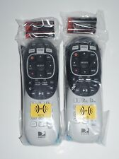 2 Pack - DIRECTV RC73 IR/RF Genie Remote Control - (Replaces RC72 and RC71)