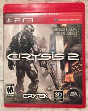 PS3 Playstation 3 - Crysis 2 (GH) - CIB Complete - tested, working