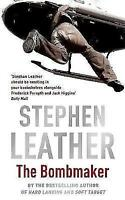 The Bombmaker, Leather, Stephen, Very Good Book