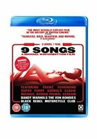 Nine Songs [Blu-ray] [DVD][Region 2]