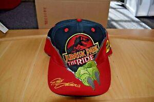 RARE! VINTAGE 90s Jeff Gordon 1997 JURASSIC PARK The Ride  Chase NASCAR Hat