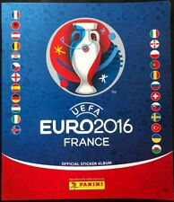 Panini Euro France 2016 Album + One Packet (5 Stickers)