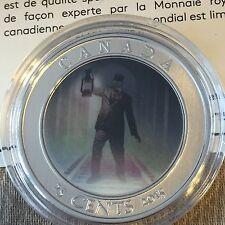 Royal Canadian Mint Coin - Haunted Canada: Brakeman (2015)