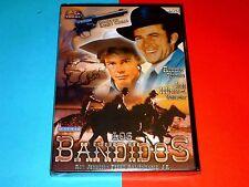 LOS BANDIDOS / Robert Conrad / Robert Conrad & Alfredo Zacarias / Precintada