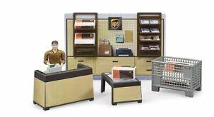 Bruder 62250 bworld UPS Paketshop
