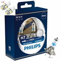 Philips Racing Vision H7 150%+ Twin - 2 free LED T10/W5W