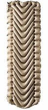 Klymit Static V Recon Sand Camping Full Size Sleeping Pad, BRAND NEW