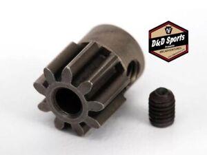 Traxxas 6745 Gear 9-T pinion 32-p steel/ set screw.