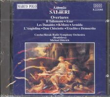SALIERI - Overtures - Michael DITTRICH - Marco Polo