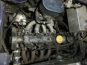 Vauxhall Nova Corsa 1.3 SR Engine Box Ancillaries Race Tuned