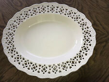 Royal Creamware Originals Oval Plate