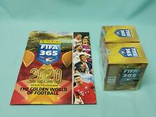 Panini Fifa 365 2020 Sticker Sammelalbum +  2 x Display / 100 Tüten Album