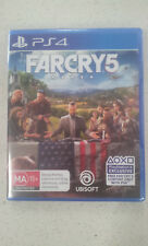 Far Cry 5 PS4 Game Brand New and Sealed