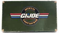 G.I. Joe Real Amrican Hero Footlocker Trading Cards