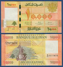 LIBANON / LEBANON  10.000 Livres 2012  UNC  P.92