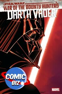 STAR WARS DARTH VADER #17 (2021) 1ST PRINTING BAGGED & BOARDED WOBH MAIN COVER