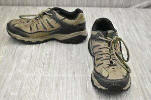 Skechers After Burn Memory Fit 50125 Athletic Shoes, Men's Size 10, Pebble