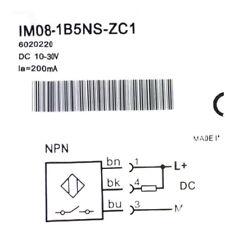 H● SICK  IM08-15BNS-ZC1 Cylindrical thread design ,NPN New
