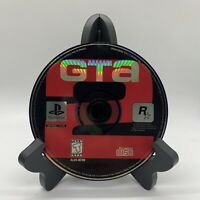 Grand Theft Auto 2 PS1 Disc Only Tested Sony PlayStation 1 Ps1 Game Good GTA 2