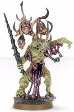 Warhammer 40k Age of Sigmar Chaos Daemons of Nurgle Plaguebearer Herald Daemon