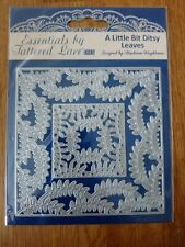 Tattered Lace - A Little Bit Ditsy - Leaves - Die Set