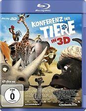 Konferenz der Tiere (3D Version) [3D Blu-ray] von Ho... | DVD | Zustand sehr gut