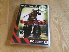 DEVIL MAY CRY 3, SPECIAL EDITION PC DVD GAME, NEW AND SEALED, FREEPOST.