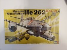 Revell 1/32 Me 262 B-1a / U1 German Night Fighter  *Vintage* Plastic Model Kit
