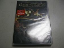 Game of Thrones The Complete Second Season DVD Factory Sealed 5 Disc