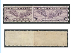 US stamps, Early Airmails, C12 & C16 issues, MOG, VLH, VF centering, Bright colo